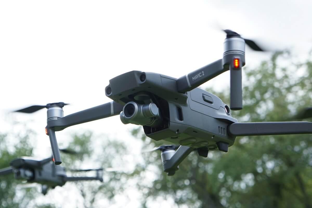 per il drone dji mavic 2 pro ci vuole il patentino